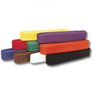 Martialart Belts
