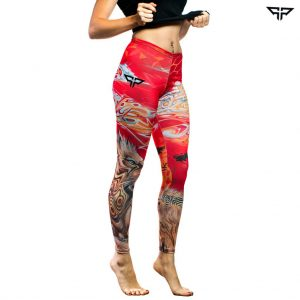 Custom Sublimated Leggings