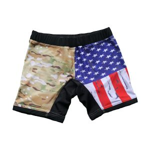 Custom Sublimated Tudo Shorts
