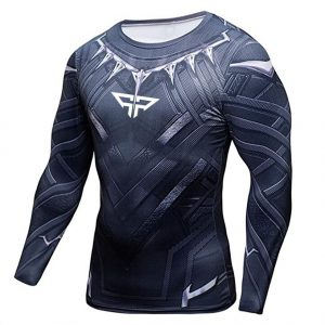 Custom Sublimated Compression Shirts